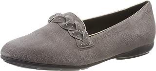 Geox 健乐士女式 D Annytah C 芭蕾平底鞋