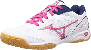 MIZUNO 美津浓 乒乓球鞋 WAVE 凯撒堡 RL5 女士