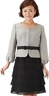 BLACK GALLERY 高腰 名流 夹克&连衣裙 女式 3种颜色 5号~15号