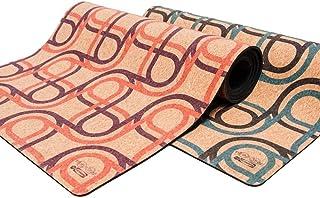 Infinity Strap 软木瑜伽垫 - 限量版 - Jim Isermann 设计