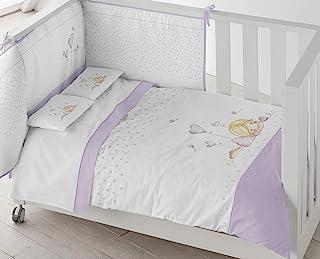 Pelsa Baby | 婴儿床被 | 为宝宝提供更多保护 | 冬季被子 | 颜色 锦葵 | 尺寸 120 x 60 厘米