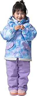 ONYONE 滑雪服 儿童 TODDLER SUIT 上下套装 RES54002 661M850 SKY*LIL 110