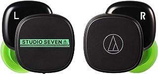 audio-technica/完全无线耳机/STUDIO SEVEN *款/ATH-SQ1TW SVN BK