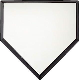 专业地面主板 - 官方规定尺寸埋葬全板适用于野外游戏和练习 - 非常适合青少年、高中、学院、专业棒球队的运动装备