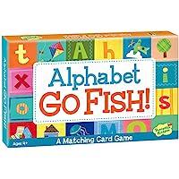 Peaceable Kingdom Alphabet Go Fish! 卡牌游戏