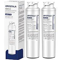 Crystala Filters 高性能饮用水系统过滤器,2 件装