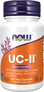 Now Foods 诺奥 UC-II II型胶原蛋白40mg,60粒胶囊