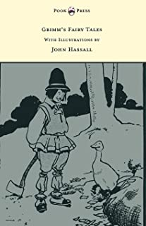 Grimm's Fairy Tales - With twelve Illustrations by John Hassall (English Edition)