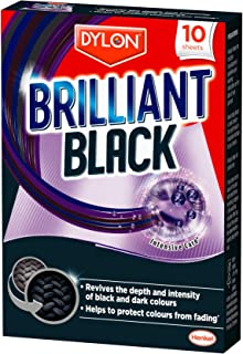 Dylon Brilliant 黑色洗衣纸,10 张