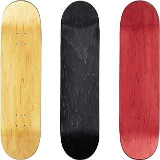 REVEL ROYAL 滑板板 精英版 白兰 甲板 滑板鞋 木纹 素色 自然 黑色 红色 * 枫木色 7.25 7.5 7.75 8.0 8.25