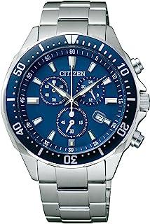 CITIZEN西铁城 腕表 Citizen Collection 西铁城系列 Eco-Drive 光动能驱动 计时码表 潜水设计 VO10-6772F 男士