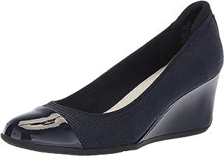 Anne Klein 女士 Taite 坡跟鞋