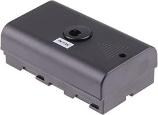 Foto4easy NP-F 假电池直流耦合器,适用于 NP-F970 NP-F960 NP-F770 NP-F750 NP-F550 电源视频 LED 灯相机显示器