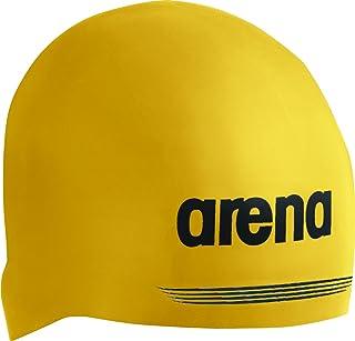 arena(阿瑞娜) 游泳帽 硅胶帽 FINA认证 ARN-7400 (M~L尺寸)