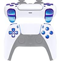 eXtremeRate 替换 D-pad R1 L1 R2 L2 触发器分享选项 DualSense 5 PS5 控制器…