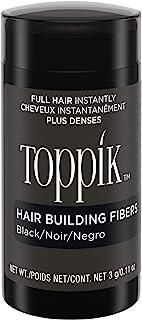 TOPPIK 顶丰发胶纤维 黑色 0.11 oz.