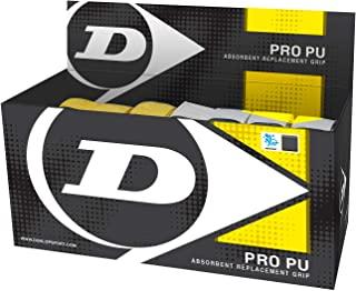 DUNLOP PRO PU 替换手柄 - 一盒 24 个(混合颜色)