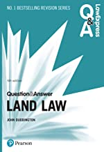 Law Express Question and Answer: Land Law (Law Express Questions & Answers) (English Edition)