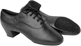 VERY FINE 舞鞋 S417黑色皮革 (比赛级)