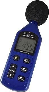 BAFX 产品 - SPL - 分贝计/声级读者/30-130dBA 范围 Advanced Sound Meter (w/Software) 深蓝色 BAFX3370