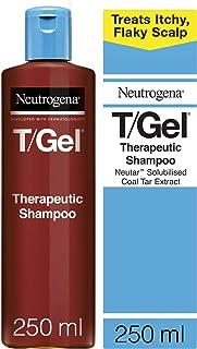 Neutrogena 露得清 T/Gel Therapeutic 洗发香波,250毫升