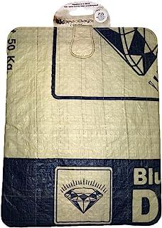 Beadbag Crispy, Pro 通用平板电脑保护套 25.4cm 由回收的水泥热袋材料制成,公平贸易,环保,耐用