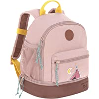 LÄSSIG 儿童背包带胸带,幼儿园背包/迷你背包,Adventure Altrosa 27 cm