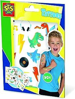 SES Creative 14281 纹身(儿童)
