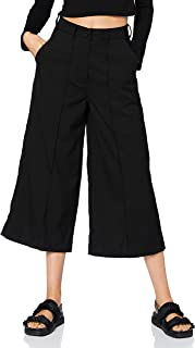 G-Star Raw 女士细褶卷边裤