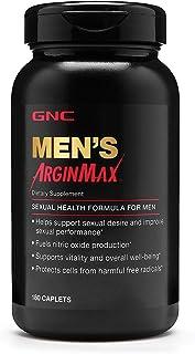 GNC 男士 Arginmax 维生素 180粒