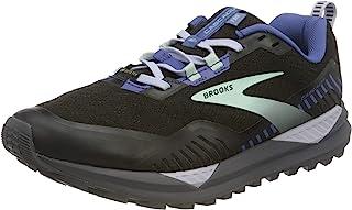 Brooks 女士 Cascadia GTX 15 跑鞋