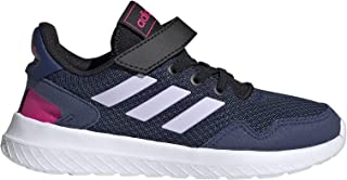 adidas 中性儿童 Archivo C 跑步鞋