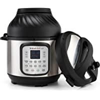 Instant Pot Duo Crisp + 空气炸锅 11 合 1 多功能锅,5.7 升 - 压力锅,空气炸锅,慢炖…