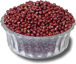 希多多 天然富硒杂粮 有机红豆400g袋真空包装 排毒防癌 有机补硒养生健康红小豆