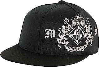 Machine Head 男式大帽棒球帽黑色