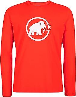 Mammut 男士标志长袖