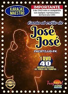 卡拉 OK Jose Jose DVD 40 *佳歌曲