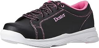 Dexter 女式 Raquel V 保龄球鞋 - 黑色/粉色