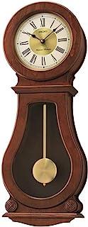 SEIKO 精工 圆形经典挂钟 带钟摆