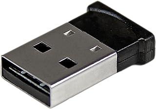 StarTech Mini USB Bluetooth 2.1 Adapter - Class 2 EDR Wireless Network Adapter StarTech Mini USB Bluetooth 2.1 Adapter - C...