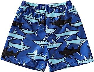 男婴游泳裤幼儿男孩泳装沙滩游泳短裤