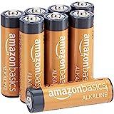 AmazonBasics 亚马逊倍思 高性能碱性电池 8-Pack AA 8