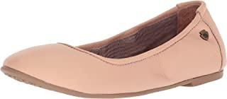 Minnetonka 女士 Anna 芭蕾平底鞋