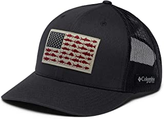 Columbia PFG 网眼按扣鱼旗可调节帽