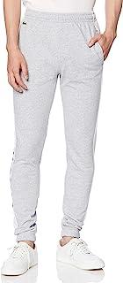 LACOSTE 裤子 侧线内里加绒运动裤 男士 XH6793L