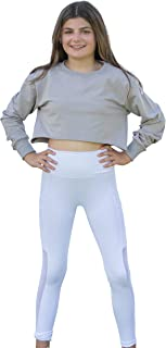 WERK Dancewear 青少年运动运动衫 - 女孩时尚舞蹈服