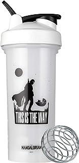 Blender Bottle Star Wars Shaker Bottle Pro 系列完美蛋白质奶昔和锻炼前补充 28 盎司(约 793.8 克)这就是这样做