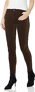 AG Adriano Goldschmied 女式 Farrah 高腰修身长裤