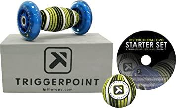 Trigger Point 性能自我按摩入门设置,带教学DVD