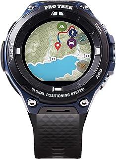 """Casio 卡西欧 男式 """" Pro Trek"""" 户外 GPS 树脂运动手表"""
